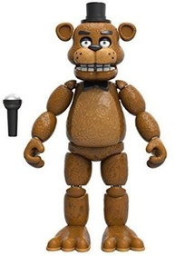 Фредди классический (14 см) - Funko Five Nights at Freddy's Articulated Freddy Action Figure, 5""