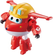 Трансформер Super Wings Джетт строитель