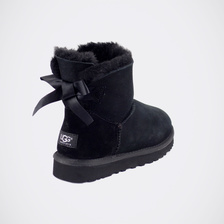 Угги UGG Mini Bailey Bow Black
