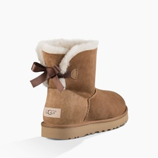 Угги UGG Mini Bailey Bow II Chestnut