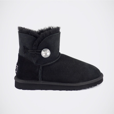 Угги UGG Mini Bailey Bling Black