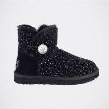 Угги UGG Mini Bailey Bling Constellation Black