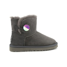 Угги UGG Mini Bailey Bling Grey