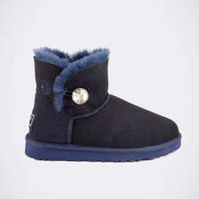 Угги UGG Mini Bailey Bling Navy