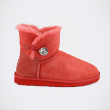 Угги UGG Mini Bailey Bling Red