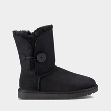 Угги UGG Bailey Button II Black